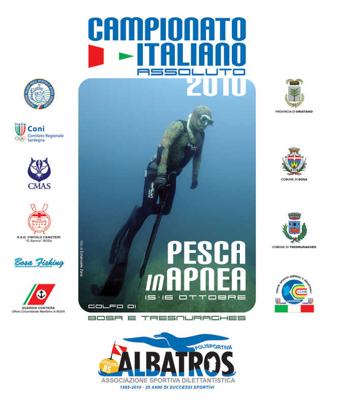 Gare Di Pesca In Apnea Campionato Italiano 2010
